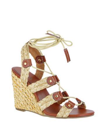 Mia Nikola Wedge Sandals