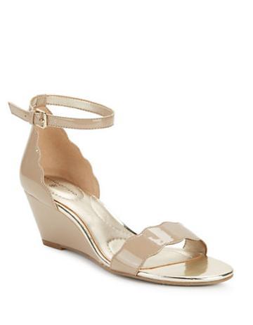 Bandolino Opali Wedge Sandals