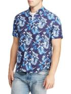 Polo Ralph Lauren Classic-fit Printed Shirt