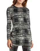Bcbgeneration Printed Roundneck Tunic
