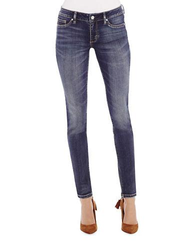 Jessica Simpson Kiss Me Ditto Wash Super-skinny Jeans
