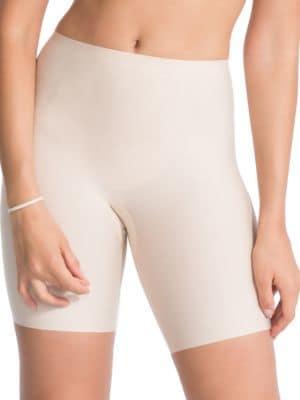 Spanx Plus Thinstincts Mid-thigh Shaping Shorts