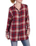 Jag Magnolia Plaid Shirt