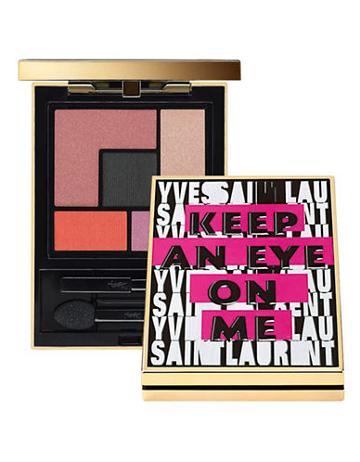 Yves Saint Laurent The Street And I Couture Palette Collector - 2.5 Oz.