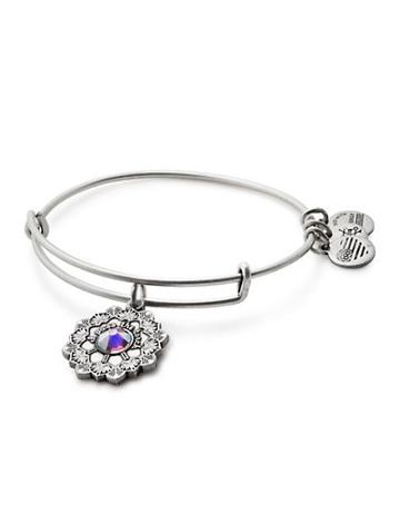 Alex And Ani Mother Of The Bride Expandable Wire Bracelet