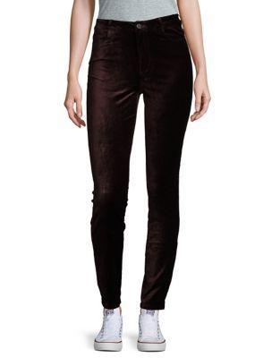 Paige Velvet Pants