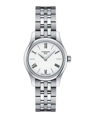 Tissot T-classic Tradition Stainless Steel Watch