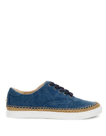 Ugg Eyan Ii Canvas Sneakers