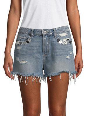 Paige Babes Denim Shorts