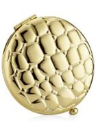Estee Lauder Golden Alligator Slim Compact Pressed Powder - 0.10 Oz.