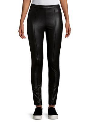 Bcbgmaxazria Faux Leather Leggings