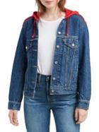 Levi's Ex-bf Denim Trucker Jacket