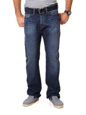 Nautica Relaxed-fit Dark Wash Jeans