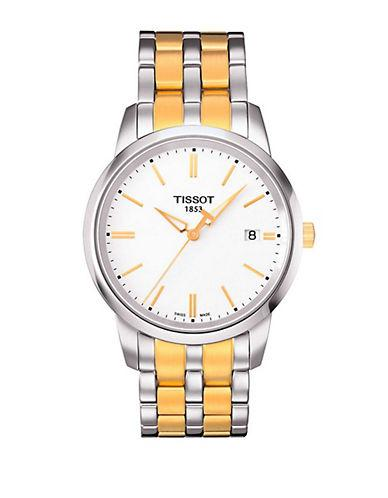 Tissot Mens Classic Dream White Quartz Watch