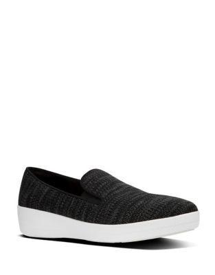 Fitflop Superskate Uberknit Loafers