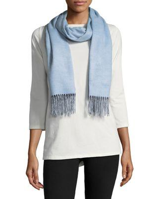 Lord & Taylor Fringe Scarf