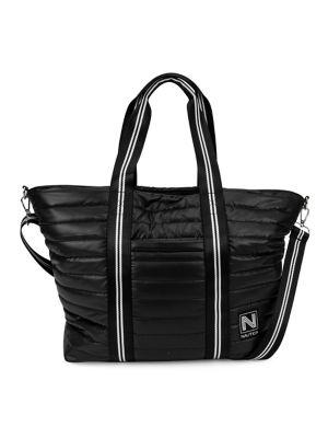 Nautica Working Tidal Quilted Tote