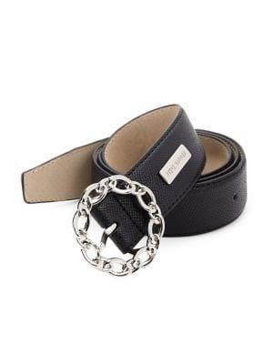 Steve Madden Chain-link Belt