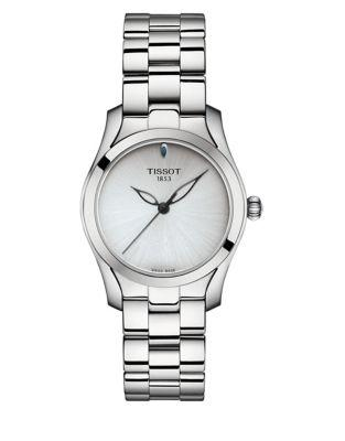 Tissot T-lady Stainless Steel Bracelet Watch