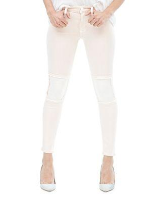 Hudson Jeans Suzzi Midrise Ankle Skinny Jeans