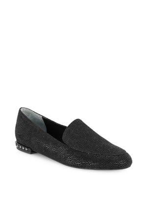 Adrianna Papell Britt Leather Loafers
