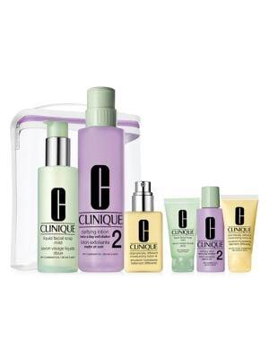 Clinique Great Anywhere 7-piece Skincare Set - $98 Value
