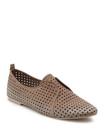 Dolce Vita Kylie Perforated Leather Loafers