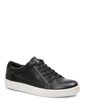 Gbx Gutt 7-eyelet Leather Sneakers