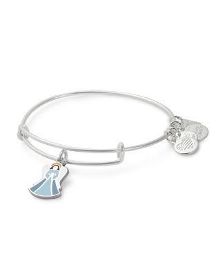 Alex And Ani Angel Expandable Charm Bracelet