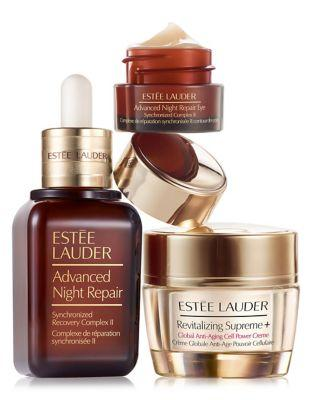 Estee Lauder Repair And Renew Serum Set- 110.00 Value