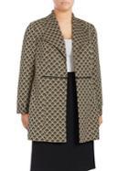 Nipon Boutique Plus Chevron Canvas Jacket