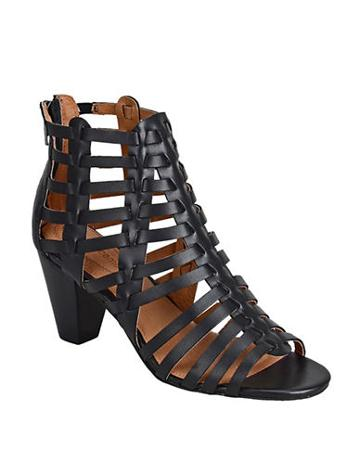 Corso Como Cour Strappy Leather High-heel Sandals
