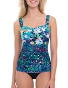 Profile By Gottex Paradise Bay D-cup Tankini Top