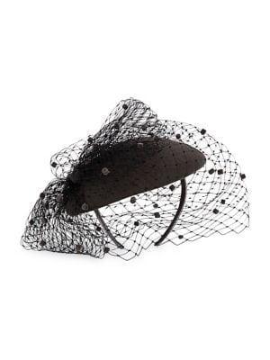 Giovannio Pillbox Headband