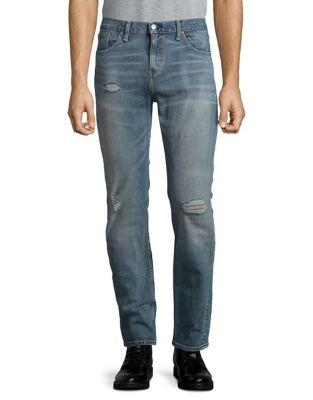 Levi's Biscuits Distressed Jeans