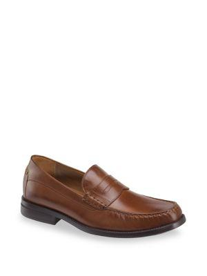 Johnston & Murphy Chadwell Leather Loafers