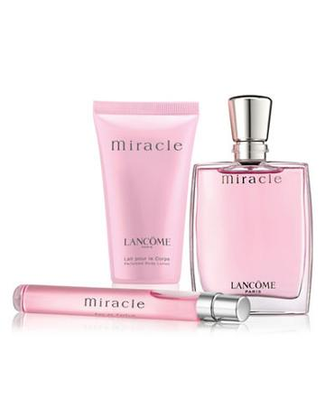 Lancome Miracle Valentines Day Set - 100.00 Value