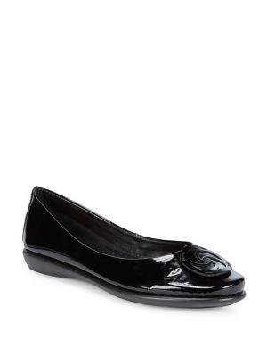 The Flexx Bonbon Patent Leather Ballet Flats