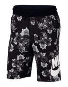 Nike Floral Print Active Shorts