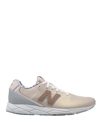 New Balance Round-toe Lace-up Sneakers