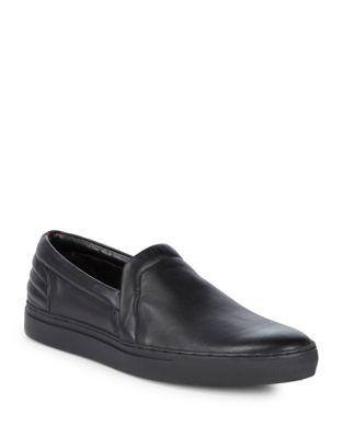 Hugo Boss Classic Leather Loafers
