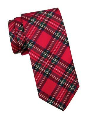 Brooks Brothers Tartan Silk Tie