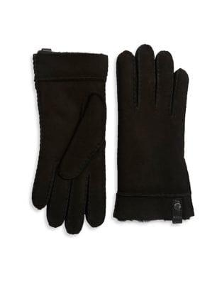 Ugg Shearling-lined Leather Gloves