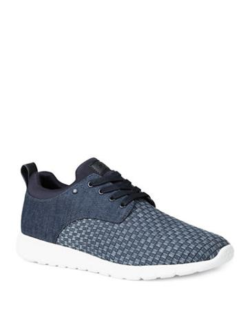 Gbx Arco Flexstretch Woven Lace-up Sneakers