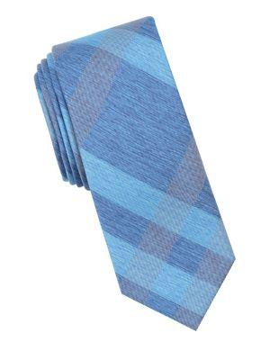 Lord Taylor Plaid Tie
