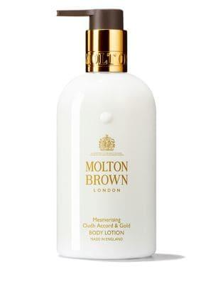 Molton Brown Mesmerizing Oudh Accord & Gold Body Lotion