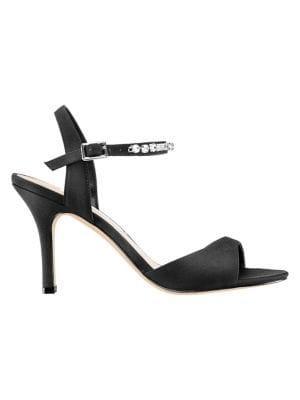 Nina Valena Embellished Stiletto Sandals