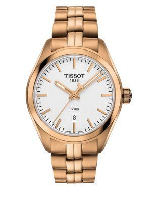 Tissot T-classic Stainless Steel Bracelet Watch