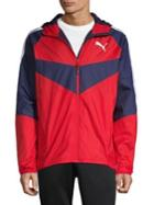 Puma Colorblock Windbreak Jacket