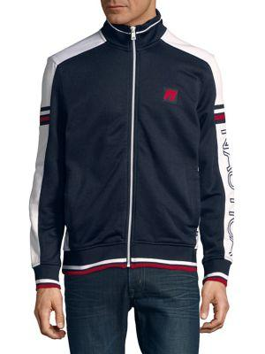 Nautica Active-fit Track Jacket